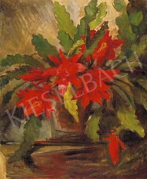 Olejnik Janka - A kaktusz virága | 5. Aukció aukció / 35 tétel