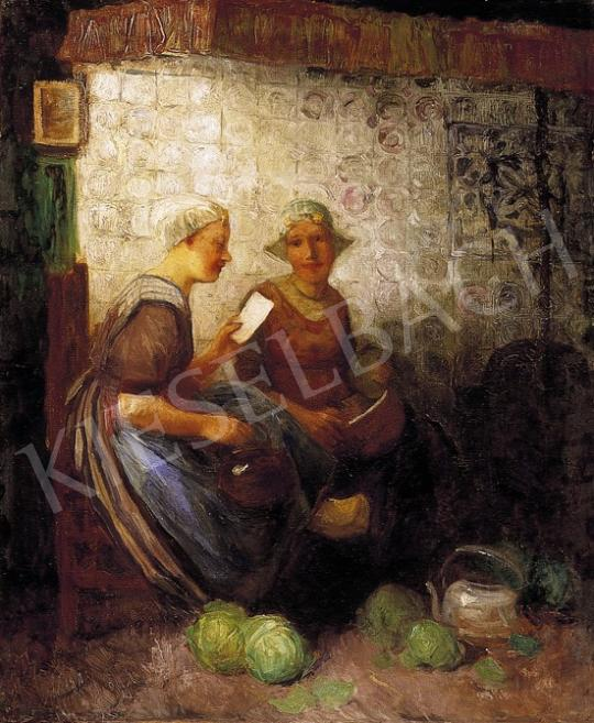 Duxa, Carl - Barátnők | 5. Aukció aukció / 37b tétel