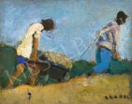Czóbel Béla - Kubikusok, 1904