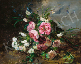 Benkhard, Ágost - Rose Bouquet