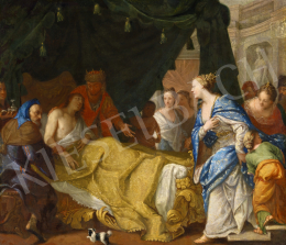 Ismeretlen olasz festő Antonio Bellucci (1654-1726) után - Antiochus és Stratonice