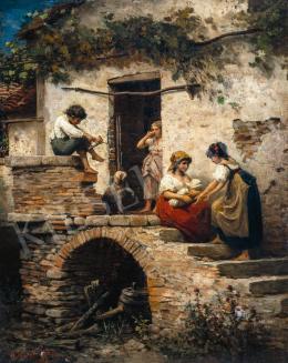 Ebert, Anton - A kis Ámor, 1876