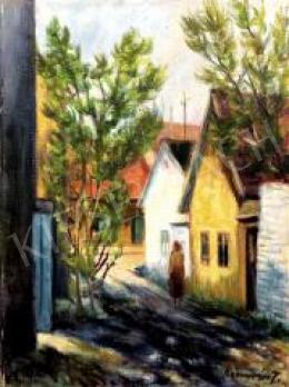 Szamosvári, József - Óbudai utca