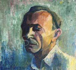 Börzsönyi Kollarits Ferenc - Önarckép