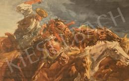 Zórád Ernő - Csikós a pusztában 1940