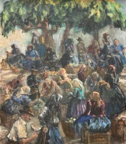 Beck Judit - Gyümölcspiac