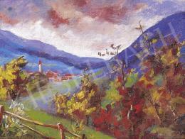 Sztelek Norbert - Nagybánya ősszel
