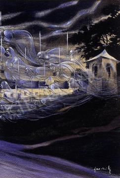 Jaschik Álmos - Látomás   5. Aukció aukció / 161b tétel