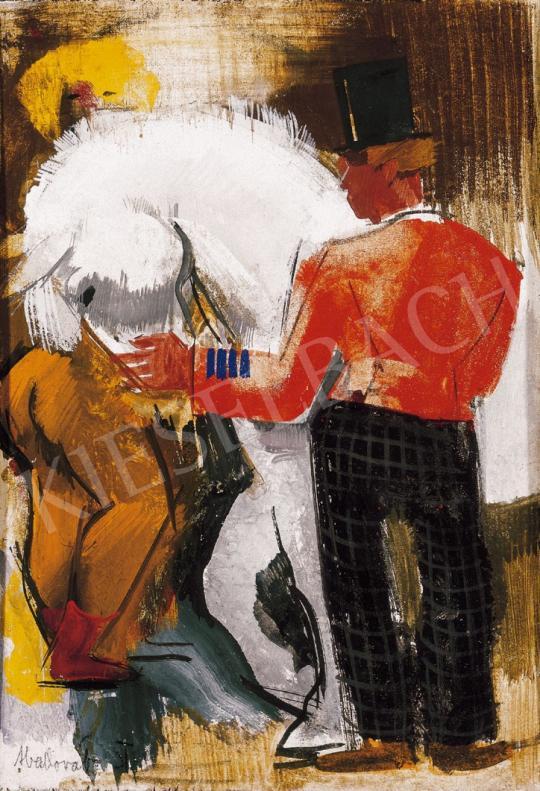Aba-Novák Vilmos - Cirkusz, 1931 | 22. Aukció aukció / 19 tétel