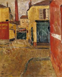 Mikola András - Párizs