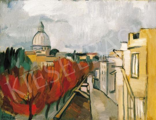Emőd, Aurél - Autumn in Rome | 22. Auction auction / 21 Item