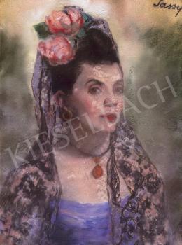 Sassy Attila - Spanyol szépség