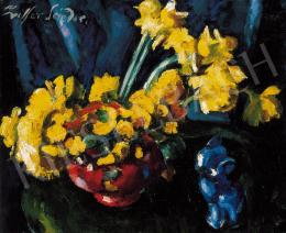 Ziffer, Sándor - Still - Life with Narcissus