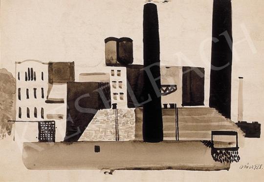 Hincz Gyula - Gyár   5. Aukció aukció / 295 tétel