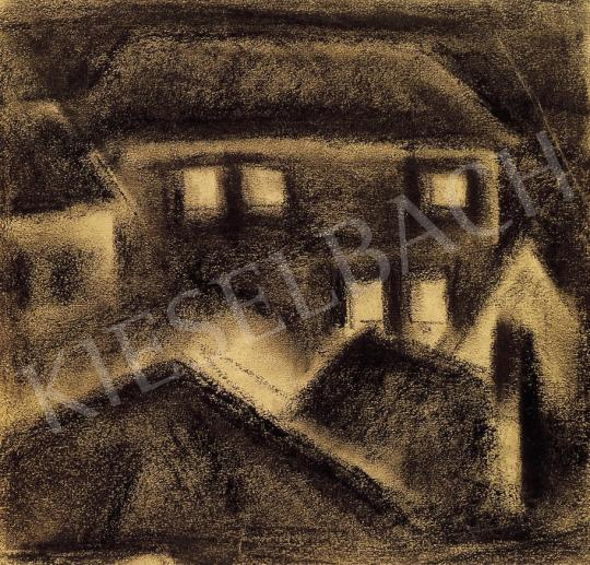 Vajda, Lajos - Houses | 5th Auction auction / 302 Item
