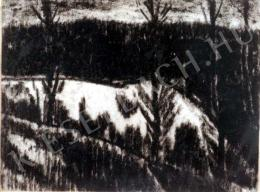 Nagy István - Bakonyi erdő (1927)