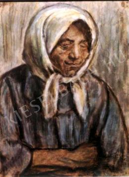 Nagy István - Parasztasszony (1926 körül)