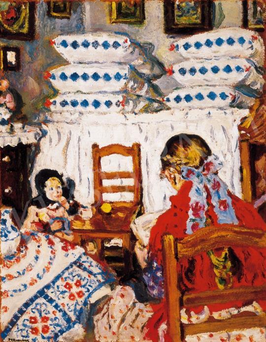 Perlmutter Izsák - Reggeli, 1923 | 22. Aukció aukció / 45 tétel