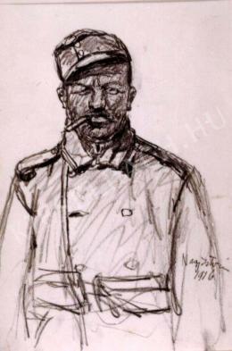 Nagy István - Népfölkelő (1916)