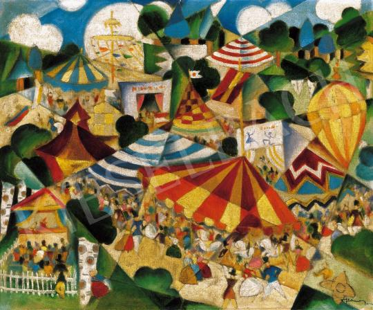 Szakmáry, László - Fun - Fair, 1924 | 22. Auction auction / 48 Item
