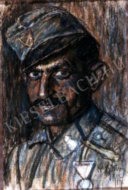 Nagy István - KATONAFEJ, 1917