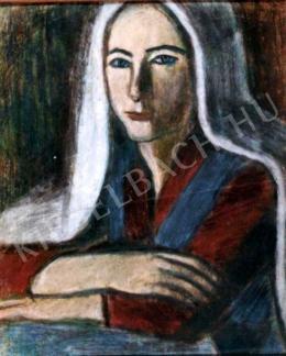 Nagy István - KENDŐS LEÁNYFEJ, 1930 KÖRÜL