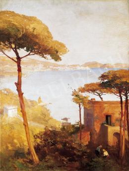 Háry Gyula - Itáliai tengerpart