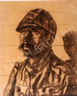 Nagy István - KATONAFEJ, 1916