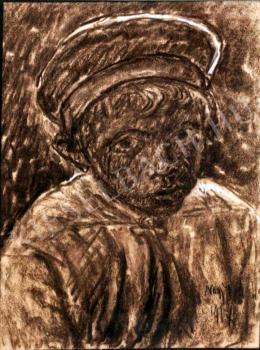 Nagy István - KALAPOS KISFIÚ, 1917