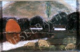 Nagy István - Tópart (1928)