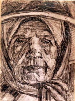 Nagy István - Édesanyám (1918)