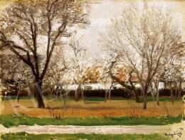 Mednyánszky, László - Spring