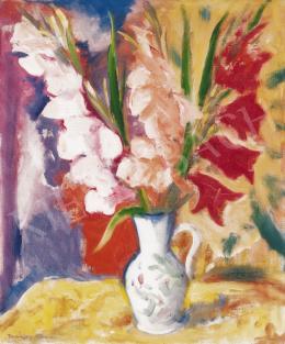 Márffy, Ödön - Gladioluses