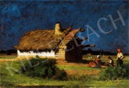 Mikola András - Ház kék ég alatt