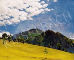 Benkhard Ágost - Bárányfelhők