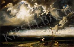 Telepy Károly - Vihar előtt