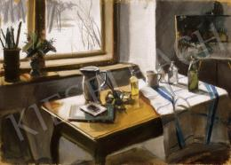 Konok, Tamás - Still - Life by the Window