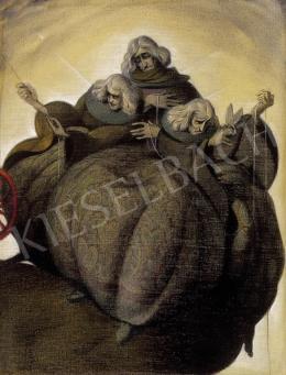 Jaschik Álmos - A három Párka