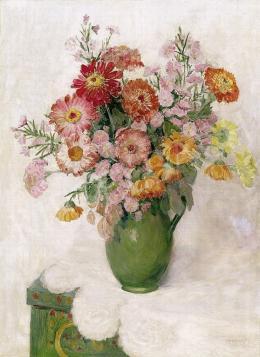 Telkessy, Valéria, - Flowers