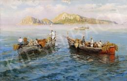 Giardiello, Giuseppe - Fishing in Naples