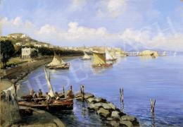 Salvo, Salvatore di - Port in Naples