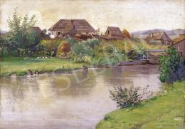 Bosznay István - Patakpart
