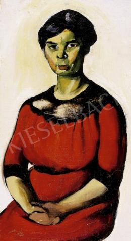 Járitz, Józsa - The Red Dress