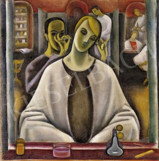 Bartoniek Anna - Fodrásznál | 4. Aukció aukció / 102 tétel