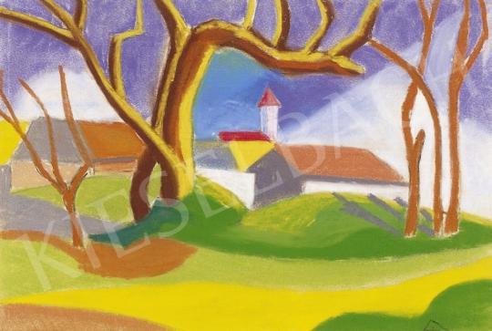Pittner Olivér - Nagybánya | 4. Aukció aukció / 140 tétel