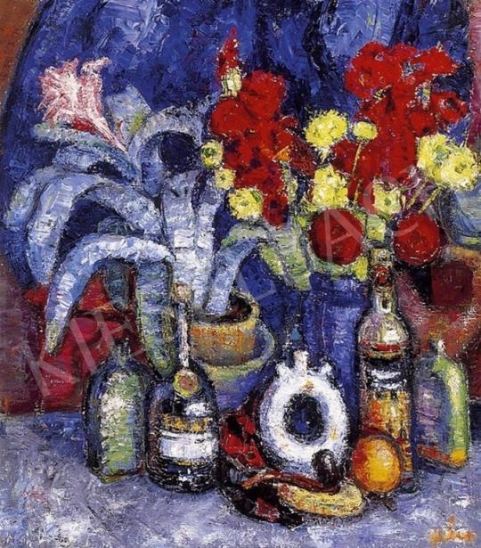 Vén Emil - Csendélet | 4. Aukció aukció / 157 tétel
