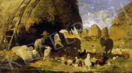 Pállik Béla - Bárányok