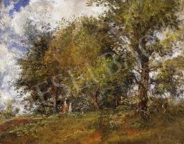 Herman, Lipót - Walk in the Forest