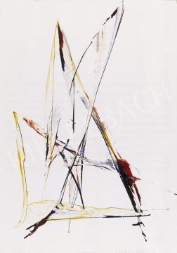 Nádler István - Áttünéses mozdulatok (vitorlák) | 4. Aukció aukció / 247 tétel