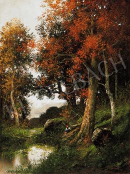 Kaufmann, Adolf - Őszi erdő